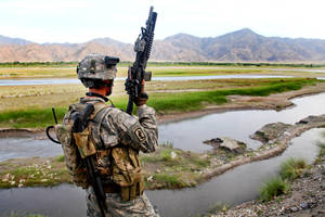 Kunar River by MilitaryPhotos
