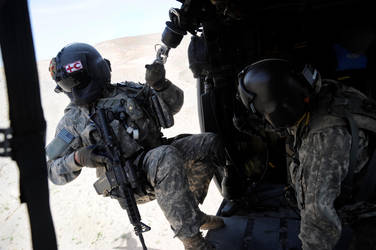 Combat Hoist by MilitaryPhotos