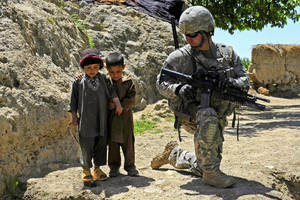 Qalat, Afghanistan by MilitaryPhotos