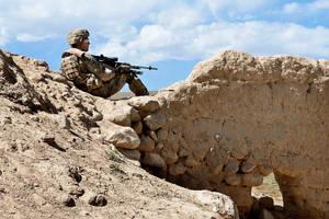 M14 EBR by MilitaryPhotos