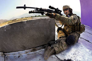 Security Force by MilitaryPhotos