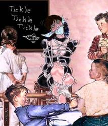 Ticklish Teacher-E01 by bobc1313