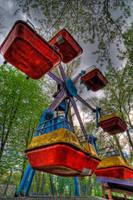 Ferris Wheel by DDr3ams