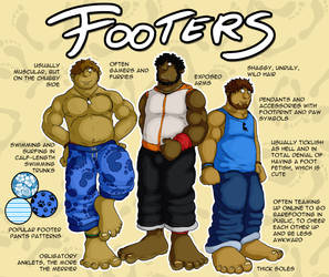 Footers by junglefooter