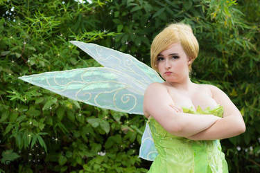 sulky tinkerbell by narutine