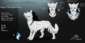 Penny -Ref.Sheet- by Canis-Sum