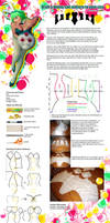 Bunny Suit Pattern Tutorial by Kapalaka