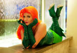Bruce Timm's Poison Ivy from Batman: TAS by Kapalaka