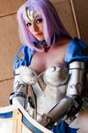 Annelotte cosplay - Queen's Blade: Rebellion by Kapalaka