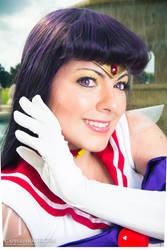 Sailor Mars Cosplay - Sailor Moon by Kapalaka