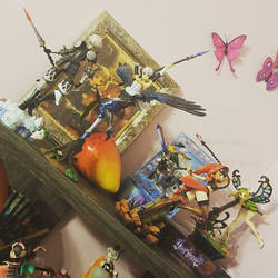 1/8 Painted Garage Kit - Oswald from Odin Sphere by Kapalaka