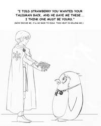 TC quest - Stolen Talisman by Awa303