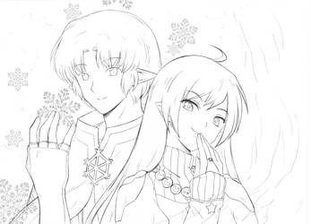 Yin and Yang Smiles by Awa303
