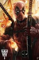 The New Deadpool by WizyakuzaGod56