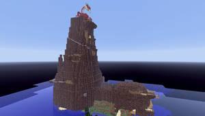 Minecraft  - Dragon Roost Island by Ludolik