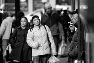 -- chinatown -- by Torvon