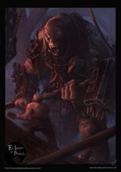 El rey troll by DavidAP