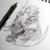 26. Undertaker by PokuriMio