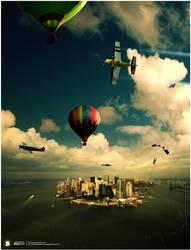 Play the sky by rikketik