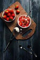 Rainbow Dessert Series Red by dinabelenko