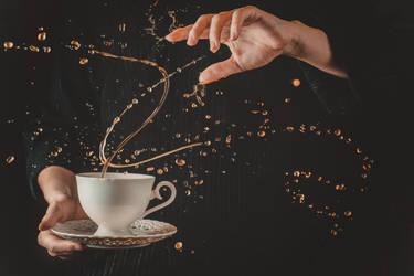 I'm a coffeebender! by dinabelenko