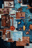 Letters and keepsakes by dinabelenko