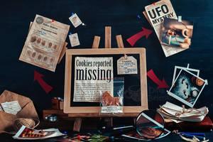 Big Mystery by dinabelenko