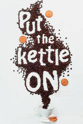 Put the kettle on by dinabelenko