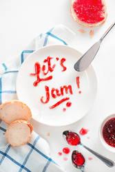Let's Jam! by dinabelenko