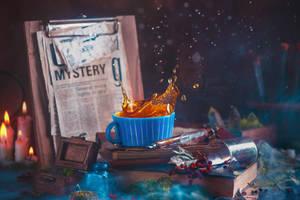 Mystery Tea by dinabelenko
