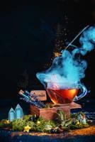Stardust tea (Levitation version) by dinabelenko