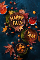 Happy Fall by dinabelenko