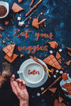 Eat your veggies (later) by dinabelenko