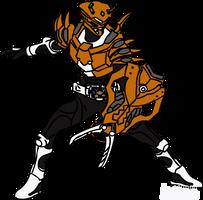 Kamen Rider Scissors: Simple Version by advg94834