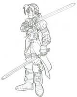 Jedi Knight NeoWolf by n3v3rw1nt3rw0lf3