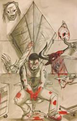 Monster Hunter by n3v3rw1nt3rw0lf3
