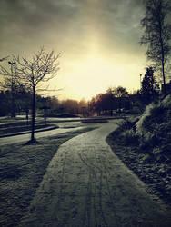 Ghost steps by markie2k