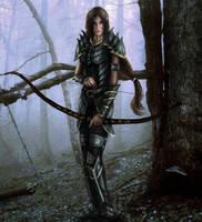 Elf: archer by EternalLordsTeam