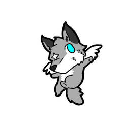 Wing Wolf Icon 5 by wingwolf88