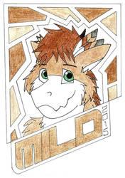 Milo in Gift by wingwolf88