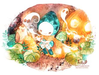 Pumkin Latte by Foyaland