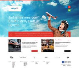 Medyasoft Web Design by eskikitapci