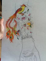 arm tattoo idea number 2 by LucaFenris