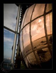 Fall 09 - Copper Globe by OregonArtTeacher