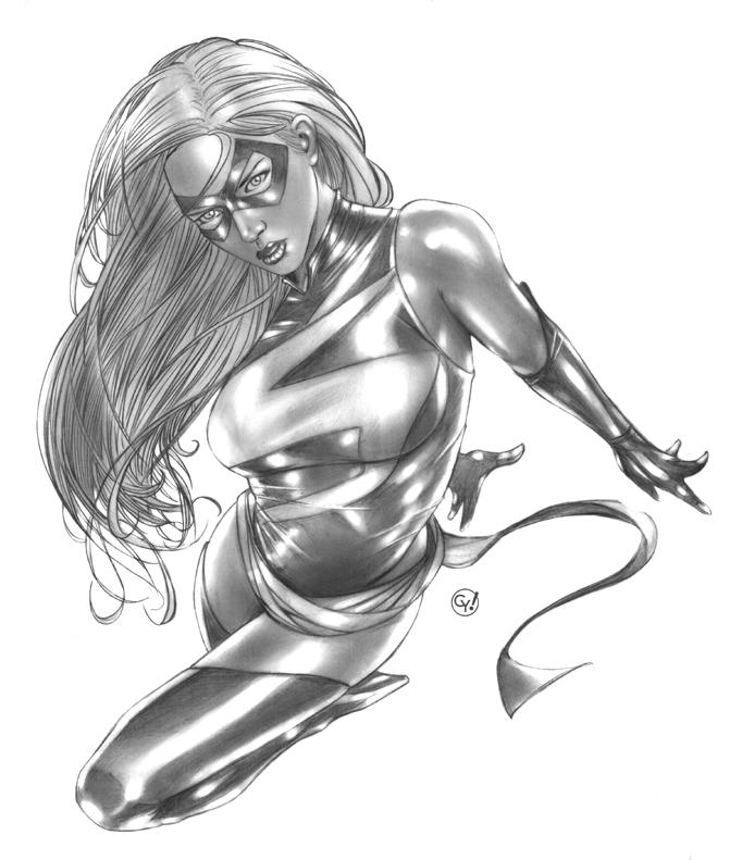 Ms Marvel by Csyeung