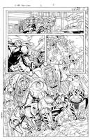 Xmen first class 16 page 4 by Csyeung