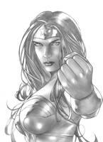 Wonder woman 2 by Csyeung