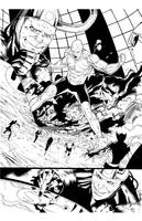 Mighty Avengers 33 p1 by Csyeung