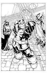 Whatif Newer Fantastic Four Page 4 by Csyeung