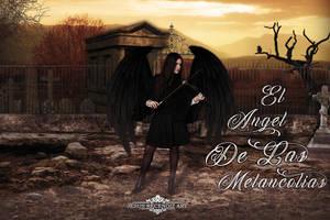 El Angel De Las Melancolias by JesusRecendiz